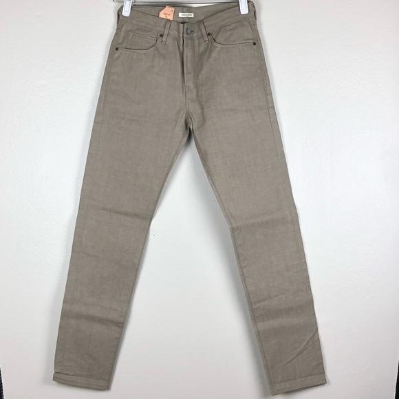 69bd8fb7 Levi's Jeans | Neutral Thick Levis 30x34 | Poshmark